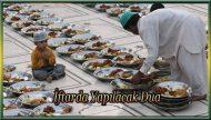 İftarda Yapılacak Dua
