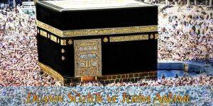 Duanın Sözlük ve Terim Anlamı