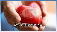 Kalp Kasları için Dua