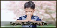 Hapşıran Kişinin Yapacağı Dua