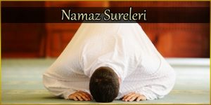 Namaz SureleriNamaz Sureleri