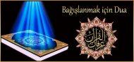Bağışlanmak için Dua Oku