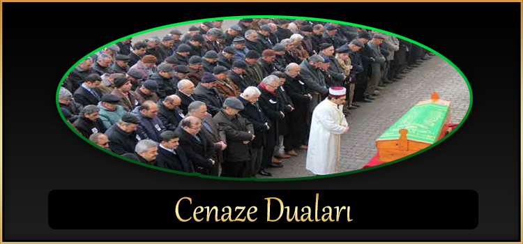 Cenaze Duaları