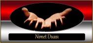 Nimet Duası