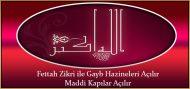 Fettah Zikri ile Gayb Hazineleri Açılır, Maddi Kapılar Açılır