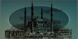 Fatiha-ı Şerife'nin Havvası