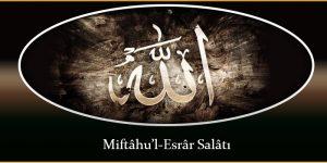 Miftâhu'l-Esrâr Salâtı