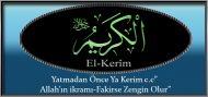 """Yatmadan Önce Ya Kerim c.c""""  Allah'ın ikramı-Fakirse Zengin Olur"""""""