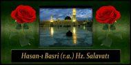 Hasan-ı Basri (r.a.) Hz. Salavatı