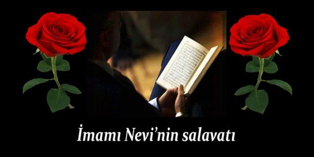 İmamı Nevi'nin salavatı