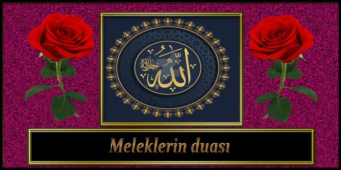 Meleklerin duası