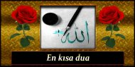 En kısa dua