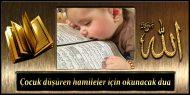 Çocuk düşüren hamileler için okunacak dua