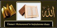 Ümmeti Muhammed'in bağışlanma duası