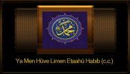 Ya Men Hüve Limen Etaahü Habib (c.c.)